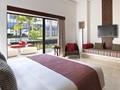 Deluxe Garden View Room de l'Al Baleed Resort Salalah