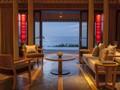Ocean Pool Pavilion de l'hôtel Amanoi à Nha Trang