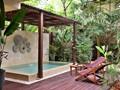 Terrasse de la Garden Pool Suite