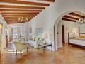 Deluxe Suite de l'hôtel Belmond La Residencia à Majorque
