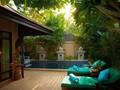 Garden Villa Plunge Pool du Bo Phut Resort à Koh Samui