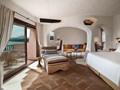 Premium Suite de l'hôtel Cala di Volpe en Italie