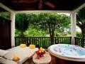 La Deluxe Garden View avec un petit bain à remous