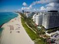 La superbe plage du Faena Hotel Miami Beach