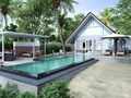 Premier Oceanfront Bungalow with Pool