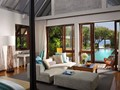 Beach Villa with Pool du Four Seasons Maldives