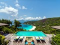 Two Bedroom Hilltop Ocean View Suite du Four Seasons
