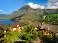 Ocean View Bungalow de l'hôtel Hanakee Pearl Lodge en Polynésie