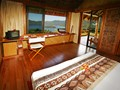Premium Ocean View Bungalow de l'hôtel Hanakee Pearl Lodge en Polynésie
