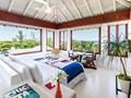 Master Suite de l'hôtel Esencia au Mexique