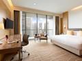 Deluxe Room de l'hôtel Jen Orchardgateway Singapore