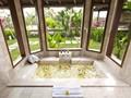 Salle de bain de la Villa Jardin