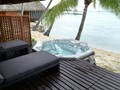 Beach Bungalow with Jacuzzi® de l'hôtel Kia Ora