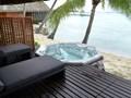 Beach Duplex Bungalow with Jacuzzi®