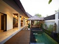 La Villa Mawar de l'hôtel Ko Ko Mo, en Indonésie