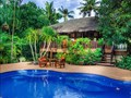 Three Bedroom Beachfront Pool