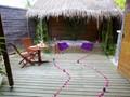 Beach Villa avec bain à remous du Kuredu Island Resort