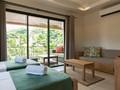 Standard Room de l'hôtel Le Repaire aux Seychelles