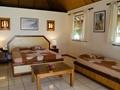Bungalow Supérieur de l'hôtel Les Tipaniers à Moorea