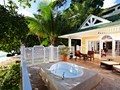Vue extérieure de la Beach Villa du Luxury Bahia Principe Cayo Levantado