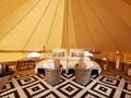 La tente du Magic Private Camps au Sultanat d'Oman