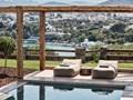 La Waterfall Suite et son jardin privatif