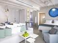 La Suite de l'hôtel Mykonos Ammos en Grèce