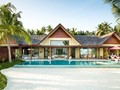 Three Bedroom Family Beach Pavillon With Pool
