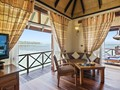 Deluxe Water Villa de l'hôtel Olhuveli aux Maldives