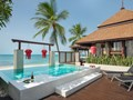 Beachfront Grand Pool Villa