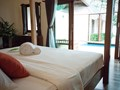 Jacuzzi Villa Anemone Fish du Peter Pan Resort à Koh Kood