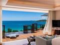 Panoramic Pool Villa du Raffles Praslin aux Seychelles