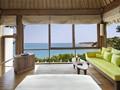 Ocean Front Pool Villa de l'hôtel Six Senses à Koh Samui