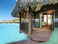 Luxury Horizon Overwater Bungalow Pano View