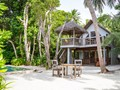 Crusoe Villa with Pool du Soneva Fushi aux Maldives