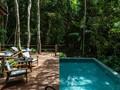 Rainforest Pool Villa de l'hôtel The Datai Langkawi