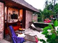 Luxury Pavillion Garden View de l'Oberoi Lombok