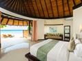 Beach Villa du Sun Siyam Iru Fushi aux Maldives