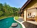 La piscine de la One Bedroom Premium Pool Villa