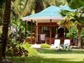 Nichée dans les jardins de l'hôtel, la One Bedroom Villa