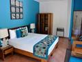 La chambre Supérieure et sa décoration simple et délicate