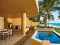 Butler Ocean Front Two Bedroom Governor Suite du Zoetry Paraiso