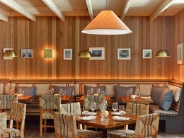 Le restaurant Beachcraft du 1 South Beach, aux Etats-Unis
