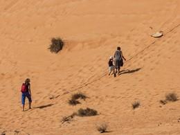 Journée d'activités dans le désert d'Ash Sharqiyah Sands
