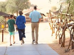 Séjour idéal en famille au 1000 Nights Camp à Oman