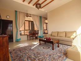 Sand House du 1000 Nights Camp au Sultanat d'Oman