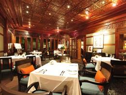 Restaurant Palette de l'hôtel 137 Pillars House à Chiang Mai