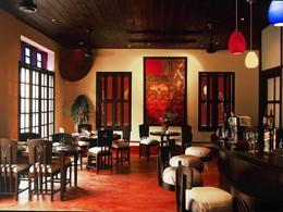 Le restaurant de l'hôtel 4 étoiles 3 Nagas Luang Prabang situé en Chine