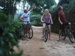 Découvrez la région d'Ella à vélo