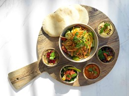 Dégustez des spécialités locales savoureuses à l'Al Baleed